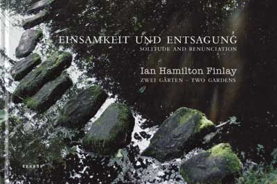 Book cover Einsamkeit