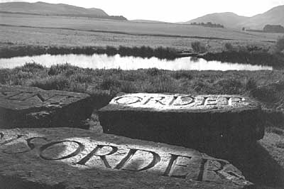 Order at Little Sparta